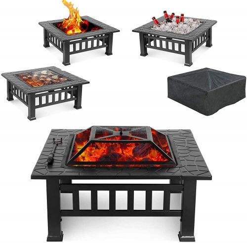 Outdoor Multi Use Fire Pit Giveaway