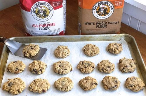 How to substitute whole wheat for white flour in baking: A quick and easy guide