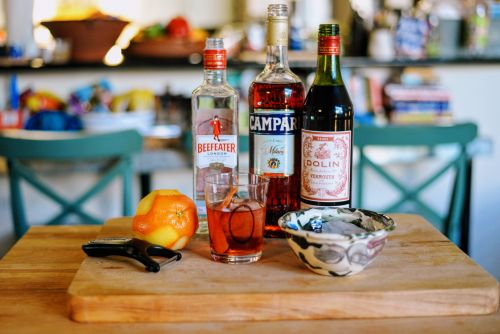 The Friday Cocktail Hour: The Negroni