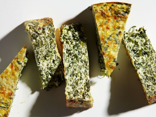 Easy Omelettes, Quiches, and Frittatas