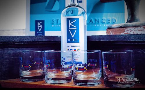 Is KEEL The First Sessionable Vodka?
