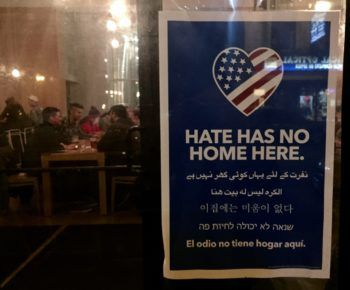Sanctuary Restaurants Want to Feed the Resistance