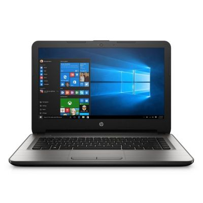 HP 14-Inch Notebook, Windows 10, AMD E2-7110 Quad Core
