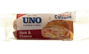 Uno Foods recalls 1,881 pounds of calzone products