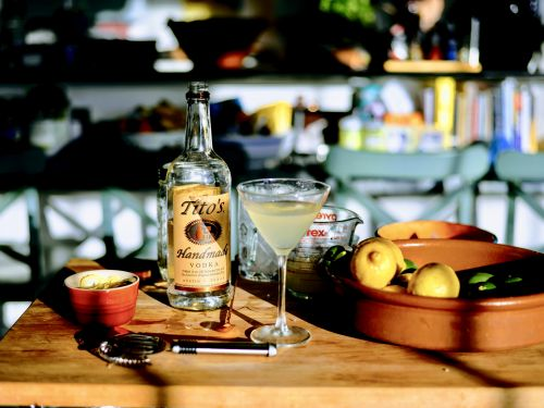 The Friday Cocktail Hour: The Lemon Drop