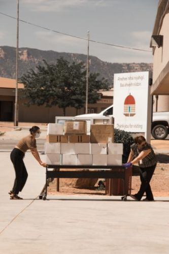 Food as Medicine on the Navajo Nation