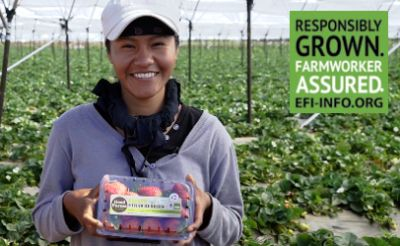 On the front lines of food safety - farmworkers have your back