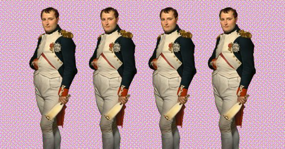 Napoleon's Prison Life Included Champagne, Roasted Pigs, and Butlers