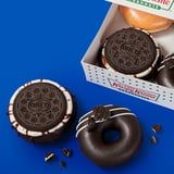 Krispy Kreme and Oreo Are Catering to Your Sweet Tooth With New Cookie Glazed Doughnuts