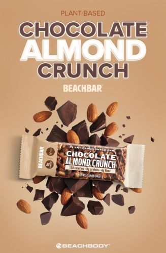 Coming Soon: Chocolate Almond Crunch BEACHBAR
