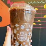 Starbucks's Hot Cocoa Cold Brew Is Here to Make Your Holidays Cozy and Caffeinated AF
