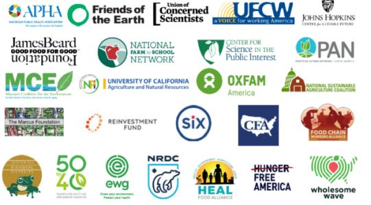 Letter to Congress - protect our food supply, food workers and those food insecure during COVID-19
