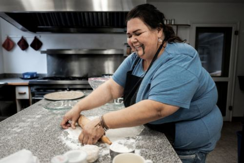 A Native Community Preserves its Food Traditions