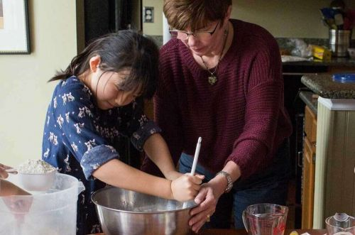Baking with mom: Memories from our kitchens
