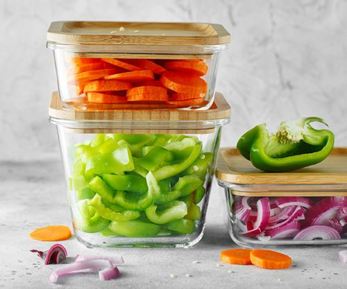 Step Up Your Meal Prep With the Right Freezer Containers