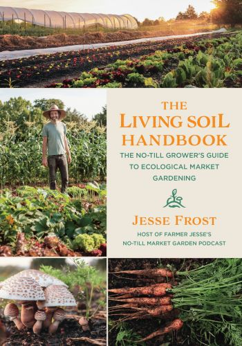 Jesse Frost Wants to Help Produce Farmers Stop Tilling TheirSoil