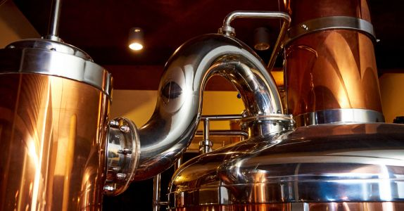 Innovation Is on Tap at America's Brewstilleries