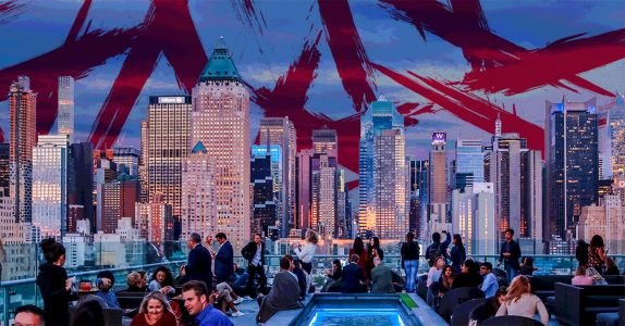 Rooftop Bars Are Beautiful Fantasies That Never Deliver