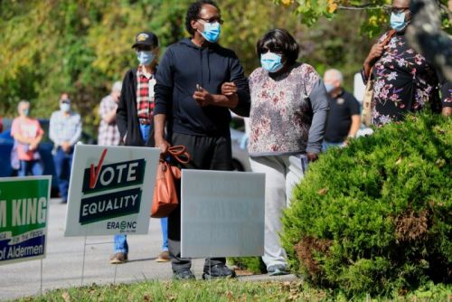 Fighting Voter Suppression, Environmental Racism, and Corporate Agriculture in Hog Country