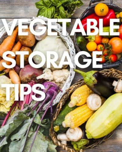 How to Store Vegetables and Make Them Last Longer