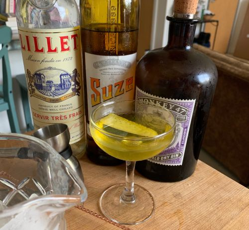 FCH: The White Negroni