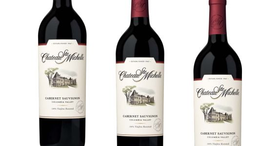 Chateau Ste. Michelle Columbia Valley Cabernet Sauvignon 2017, Columbia Valley, Wash
