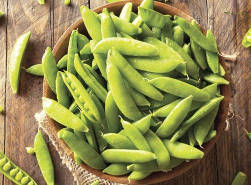 Why sugar snap peas are a sweet deal