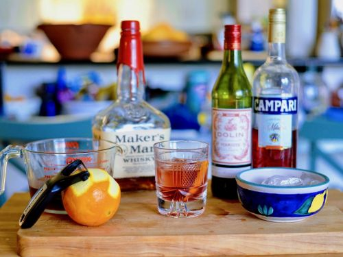 Friday Cocktail Hour: The Boulevardier