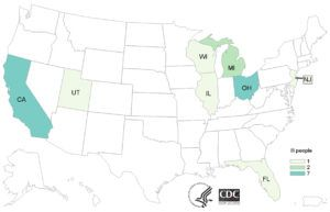Mystery surrounds two new E. coli outbreaks with genetic links to past Romaine events