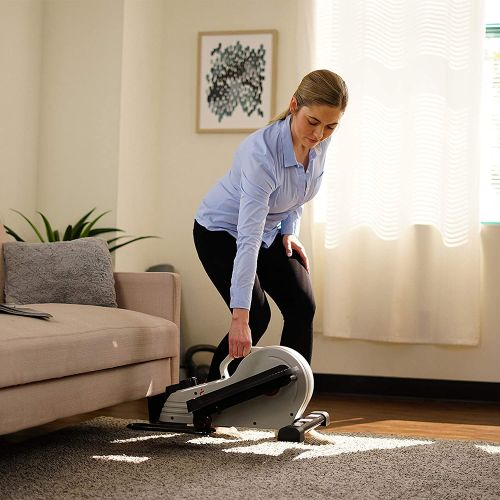 Sunny Health & Fitness Portable Elliptical Machine Giveaway