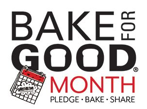 Bake an impact: Bake for Good Month
