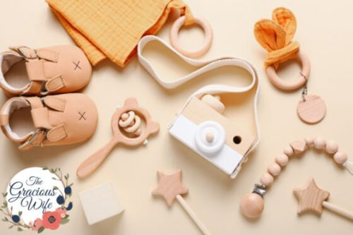 6 Baby Essentials to Buy Second Hand