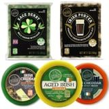 You Could Build a St. Patrick's Day Charcuterie Board With Aldi's Irish Cheese Collection