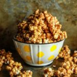 Spicy Beer Caramel Corn- Vegan and Gluten Free