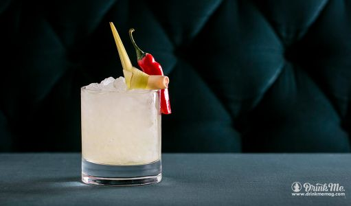Smoky Cocktails from the Heart of London