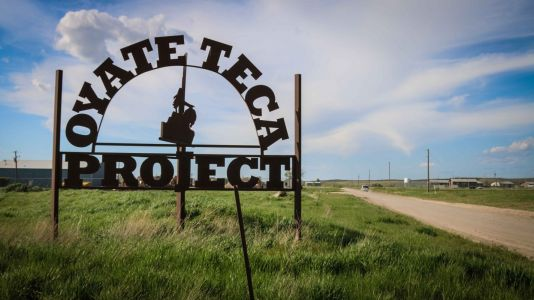 On Pine Ridge Reservation, a Garden Helps Replace an 80-mile GroceryTrip