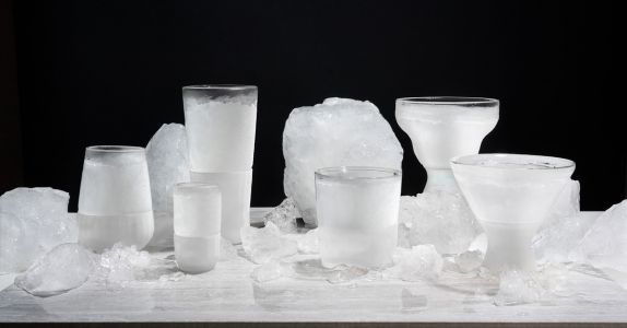 Get 20% off These Elegant Chilled Glasses Today Only!