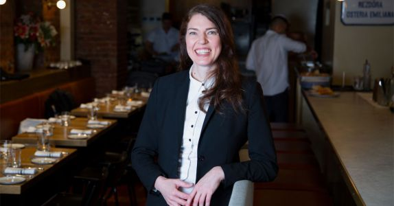 Forget the King: Rezdôra's Sidonie Rodman Is the Queen of Brunello