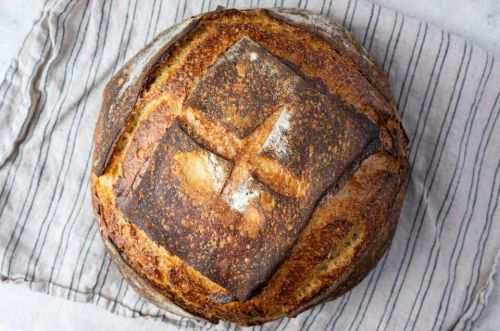 How to make no-knead sourdough bread: A delicious bread by doing less, not more