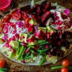 Smoky Beet Cobb Salad