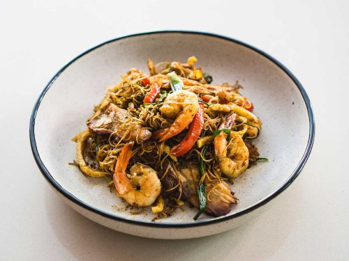 Singapore Noodles Don't Come From Singapore