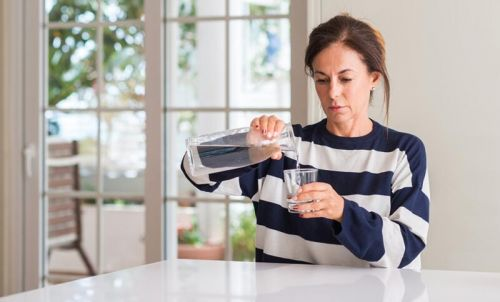Can drinking water before a meal help you lose weight?