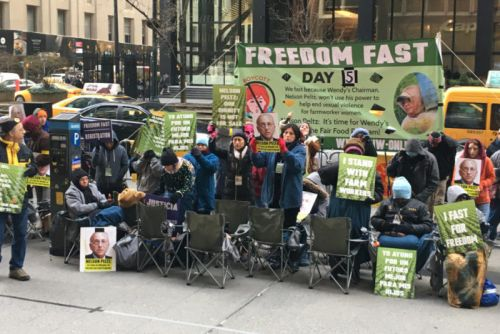 Florida's Farmworkers Take Their Fight to Park Avenue