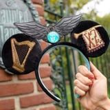 We're Screaming With Delight Over These New Haunted Mansion Mickey Ears at Disney