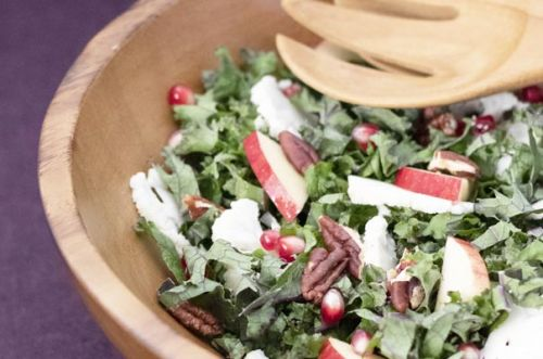A new take on a classic salad