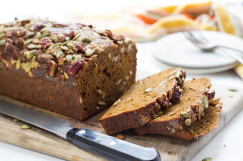 Gluten-Free Pumpkin Bread: The perfect autumn treat