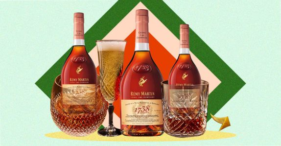 7 Rémy Martin Cocktails to Add to Your Repertoire