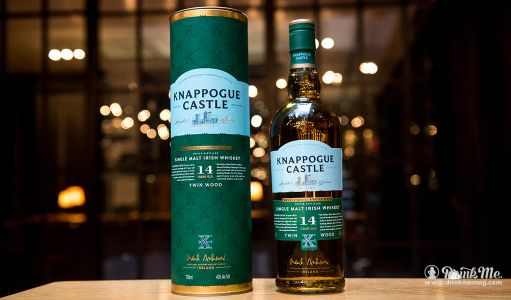 Knappogue Castle's 14 Year Whiskey is Irish Royalty
