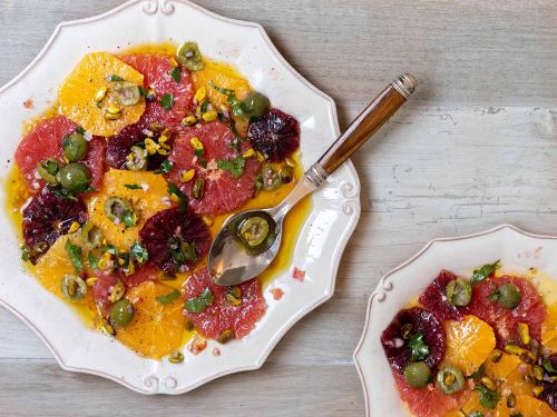 This Winter Citrus Salad Shines Like a Thousand Suns