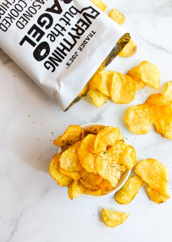 Sweet on Trader Joe's: Everything But the Bagel Potato Chips